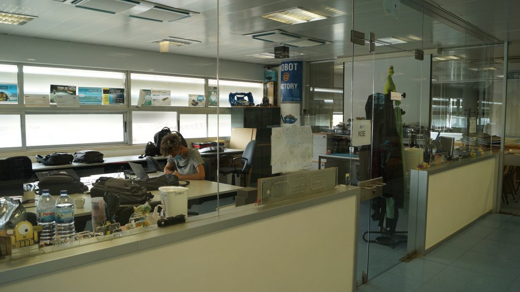 Sala N3E Robotics